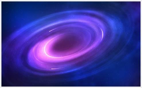 宇宙银河系列桌面壁纸