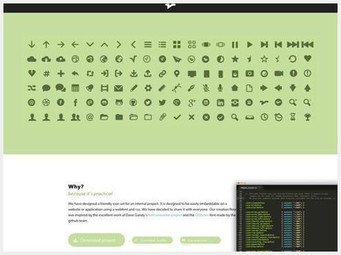 2013年2月网页设计新鲜事