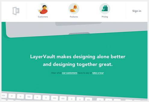 美丽的平板UI设计创意