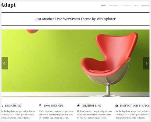 15个轻量级WordPress的主题下载