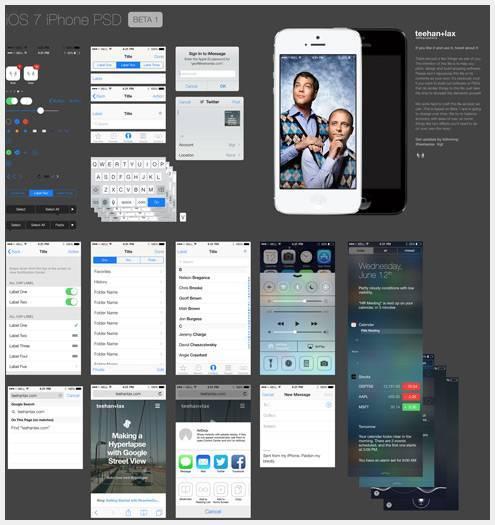 iOS7-GUI