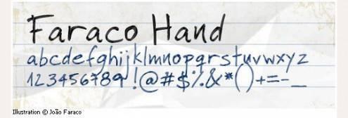 handdrawnfonts33