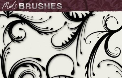 swirlribonbrushes31