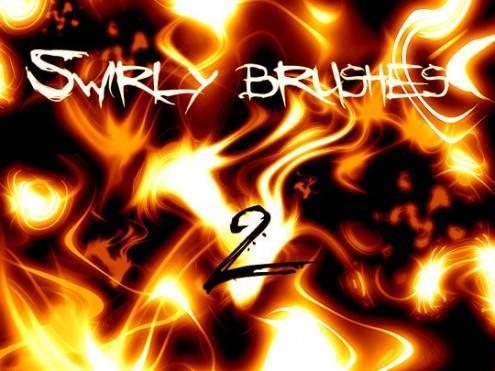 swirlribonbrushes49