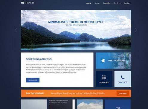 psdwebsitetemplate11