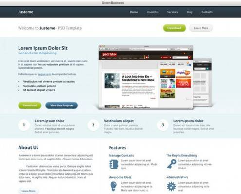 psdwebsitetemplate12