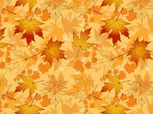 Vector-autumn-Pattern