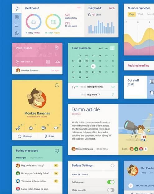 5-flat-UI-designs-download-free-PSD