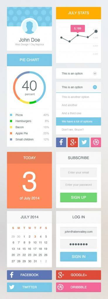 6-flat-UI-designs-download-free-PSD