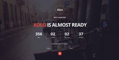 Xolo-Minimal-Coming-Soon-Template