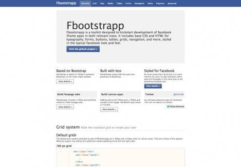fbootstrap