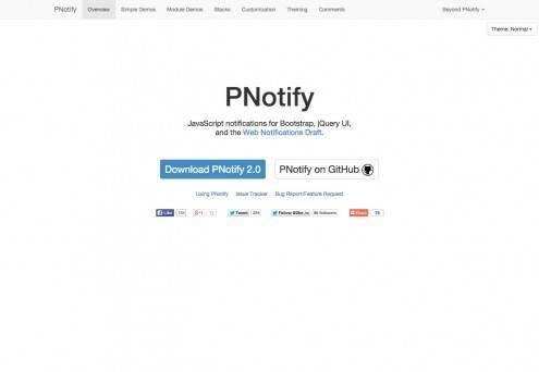 pnotify