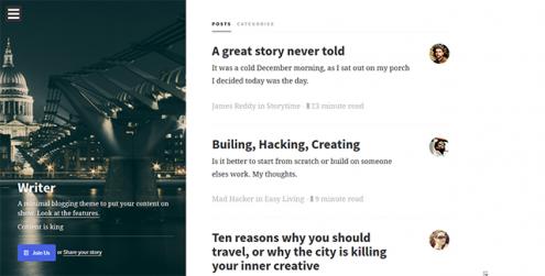 writer-modern-writing-platform
