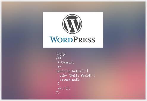 WordPress代码高亮插件CodeColorer